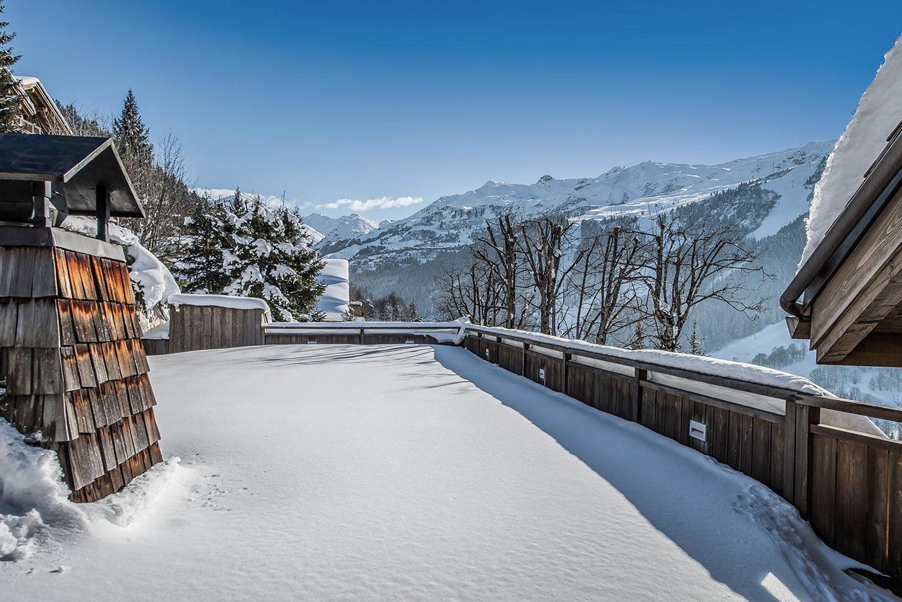 Luxury Ski Chalets Meribel