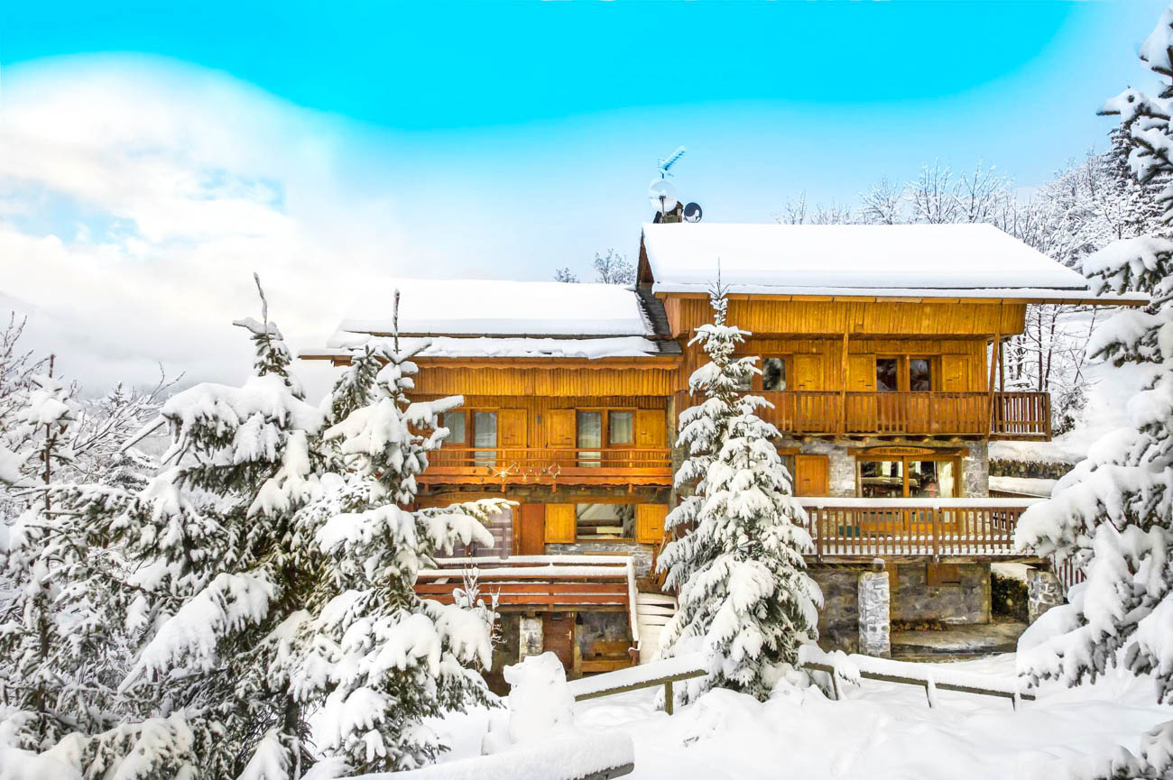 Luxury Ski Chalets Bianca