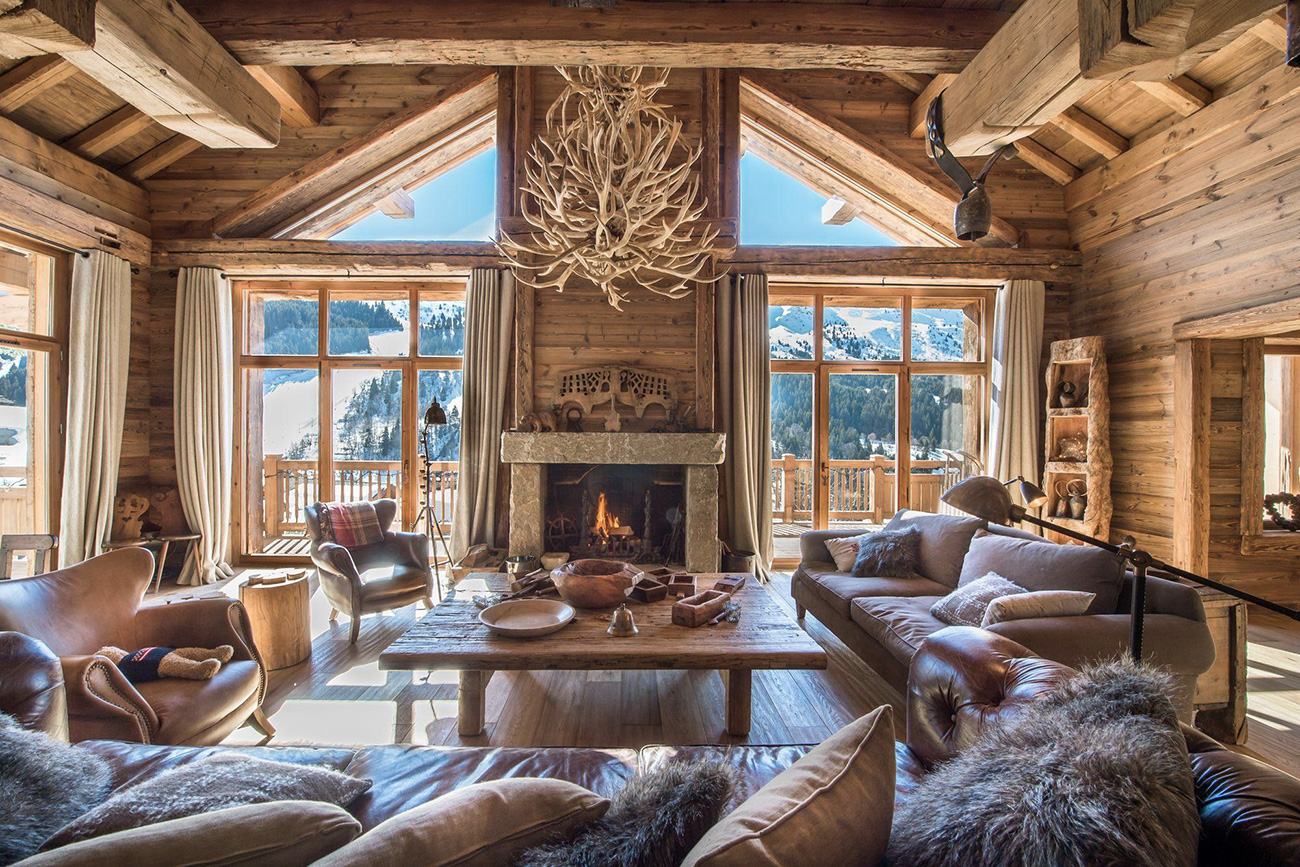 Meribel Luxury Chalets France Resorts celine
