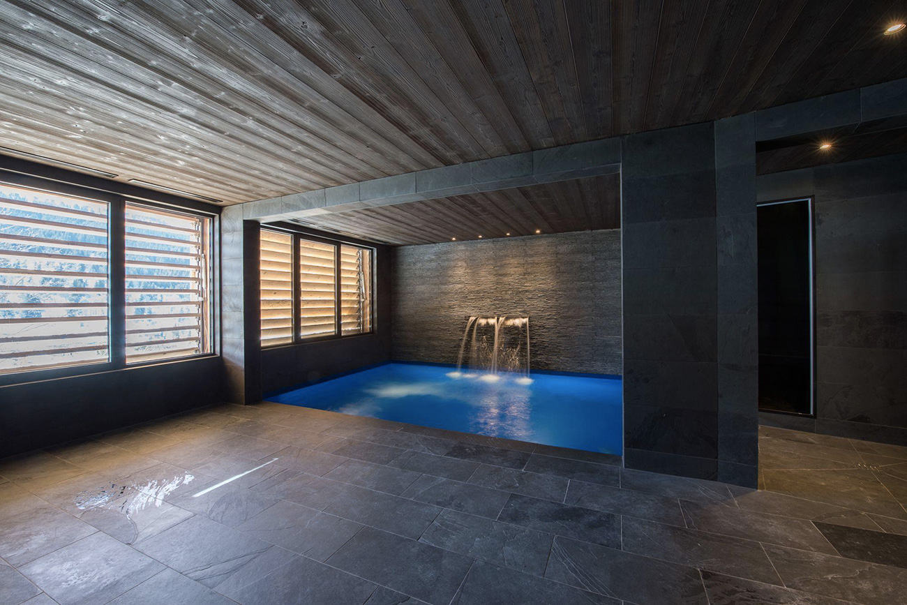 rental villas Meribel