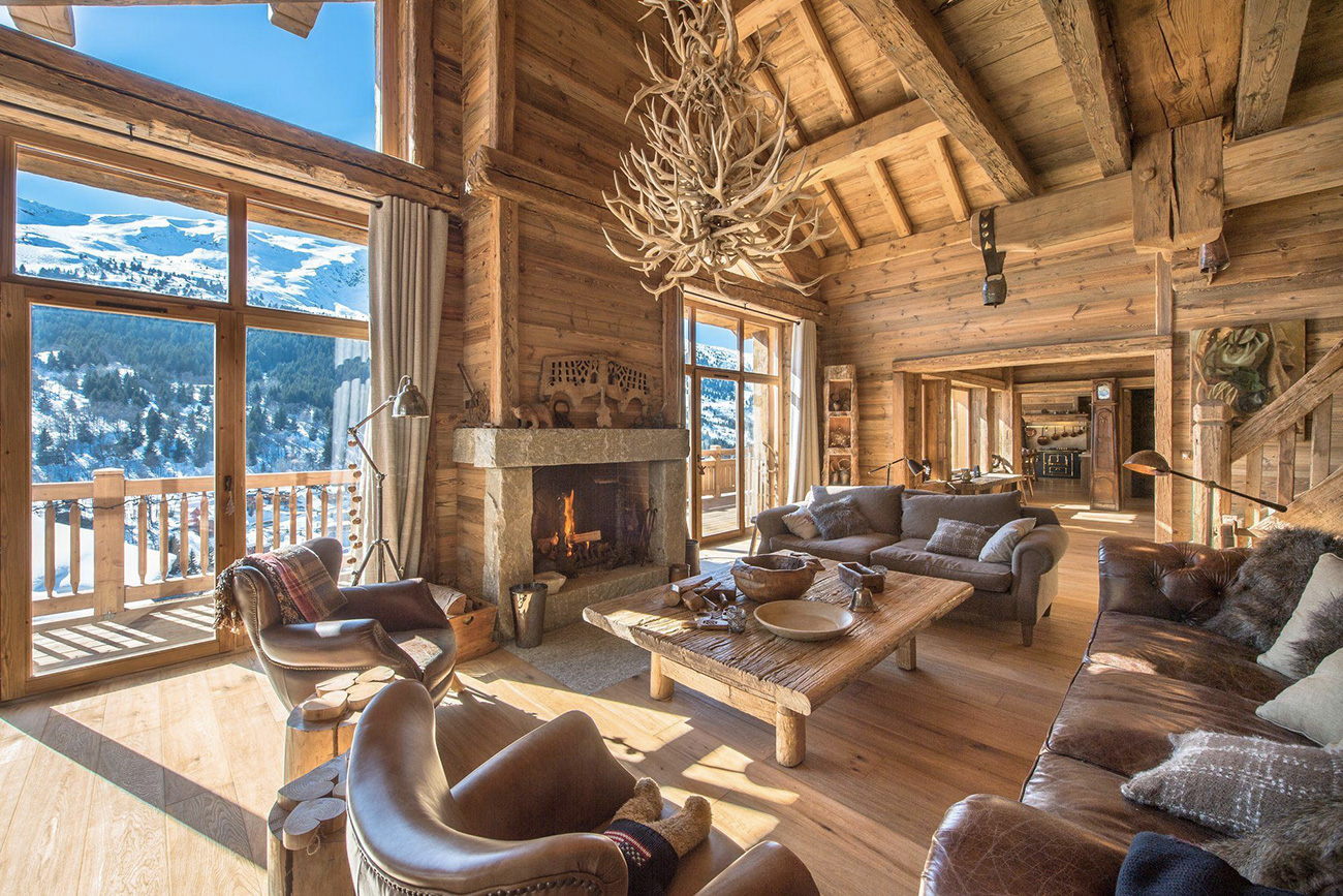 vacation villas Meribel