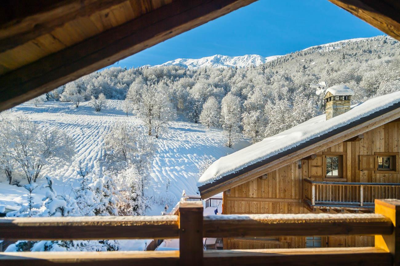 skiing holidays Meribel