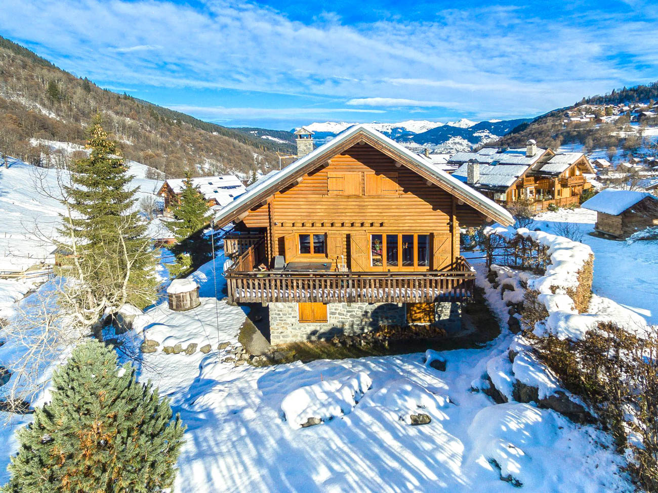 rent chalet by the week Rena