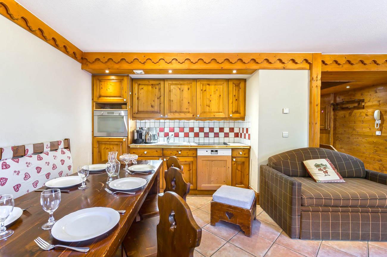 renting vacation villas Meribel