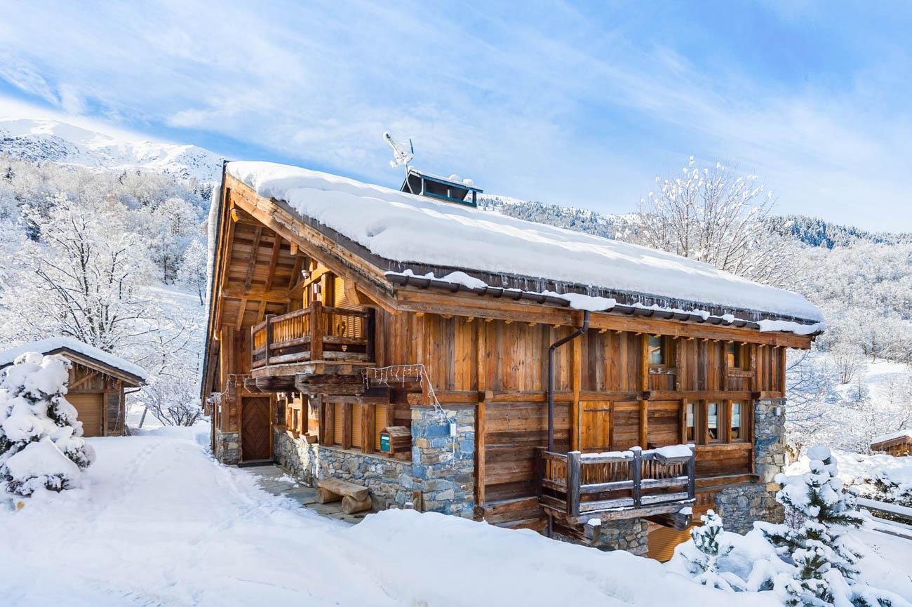 Luxury Ski Chalet Ticha