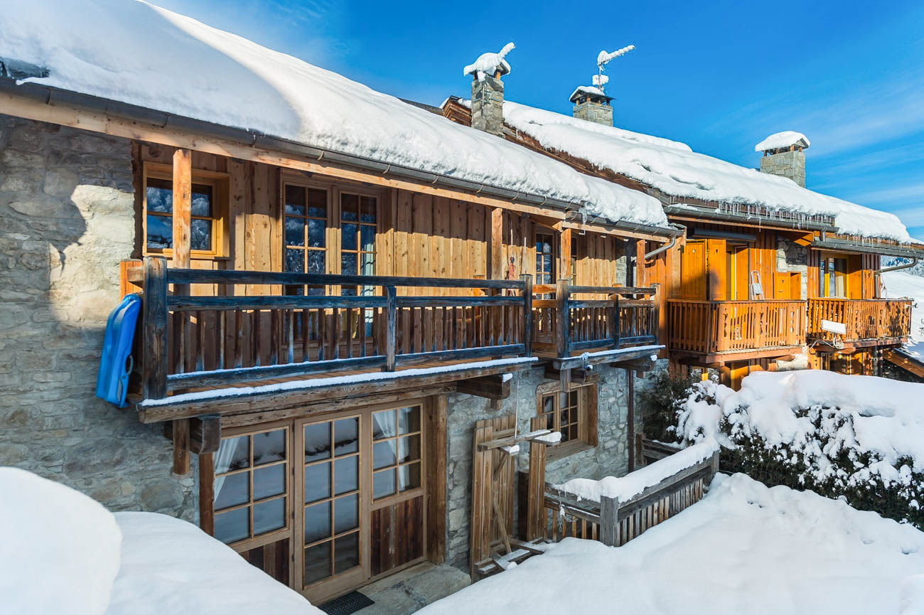 Luxury 5 stars ski chalet Meribel