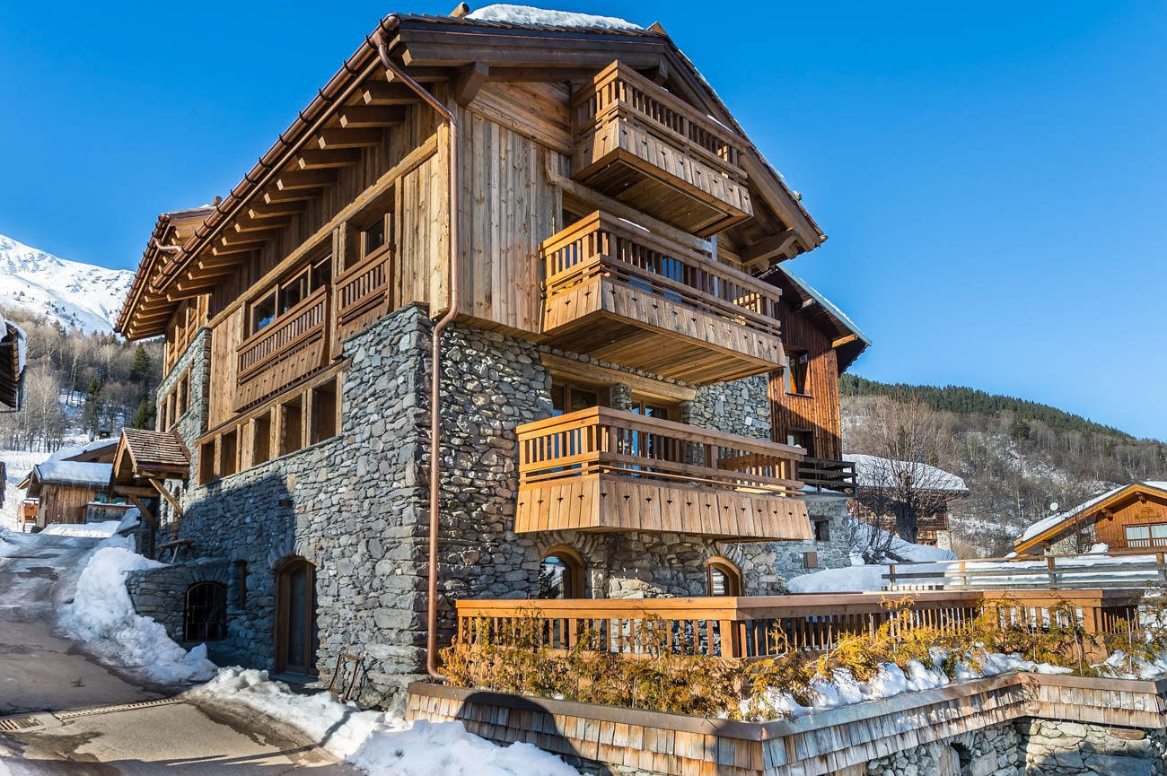 rent chalet by the week Valdo