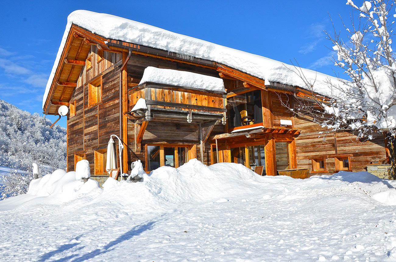 ski holiday Zazie